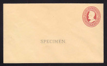 U87, UPSS # 215 Entire, Specimen Form 13