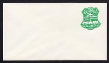 U582 UPSS# 3596-48A 13c Emerald, Mint Entire
