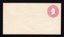 U34 UPSS # 66/T8 3c Pink on White, Mint Entire