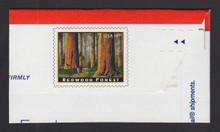 U666 $4.95 Redwood Forest, Mint Full Corner