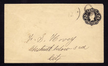 "U54 UPSS # 114 Large ""C"" Cancel"