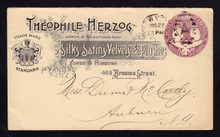 U349 Herzog Silk/Satins/Velvets Advertiisng, New York, NY