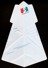 UC49, UPSS #ALS-15 18c Nato 25th Anniversary, Mint, Dramaitic FOLDOVER