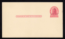 UX32 UPSS# S44-30, Ogden Surcharge, Mint Postal Card