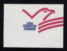 U650 (10c) USA/Presorted/Standard, Mint Full Corner