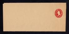 W415 UPSS# 1955-21 2c Carmine on Manila, die 1, Mint Wrapper, Small edge tear LR