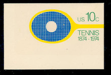 U569 10c Tennis, Mint Full Corner