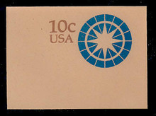 U571 10c Seafaring Compass, Mint Full Corner