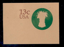 U573 13c American Farmer, Mint Full Corner