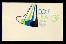 U583 13c Golf, Mint Full Corner