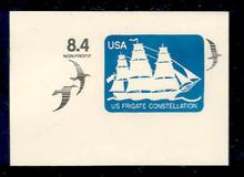 U612 8.4c Constellation Non Profit, Mint Full Corner