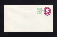 U545 UPSS# 3506a-48 4c + 1c Red Violet, type 1a, Mint Entire