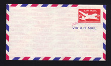 """Essay: UPSS # EAM10D-a """"US Air Mail Postage 6c"""" in red Size 12, Die AM10 Type 1, """"Canceled"""""""