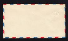 UC1 UPSS # AM-2-30 5c Blue, die 1, Mint Entire, Albino Stamp