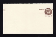 UY22 UPSS# MR32 6c Paul Revere Mint FOLDED Miscut, NOT sold in sheets
