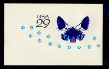 U630 29c Cats Eyes, Mint Full Corner