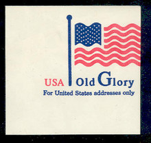 U634 (32c) Old Glory large, Mint Full Corner