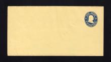 W20 UPSS # 36-0 1c Blue on Buff, die 1, Mint Wrapper