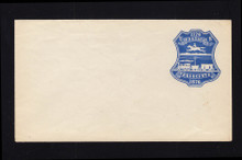 U218 3c Centennial Issue FORGERY in Blue, RARE
