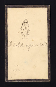 UX5 UPSS# S4 1c Hand Drawn Mourning Card