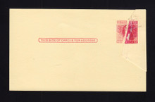 UX38 UPSS# S54B 2c Ben Franklin, Type 2 Mint Postal Card, Extra Piece of Stock