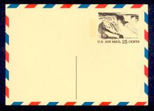 UXC13 UPSS# SA12-2 15c Tourism Niagara Falls Mint Postal Card
