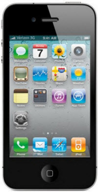 Verizon iPhone 4 Model A1349