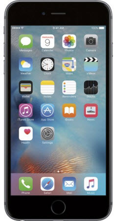 iPhone 6s Plus Unlocked for any GSM network worldwide