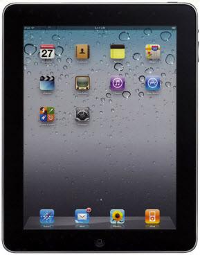 Original 1st Generation iPad 1 WiFi Only model A1219