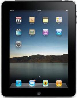 Original 1st Generation iPad 1 AT&T A1337