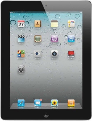 iPad 3rd Generation WiFi + 4G AT&T A1430
