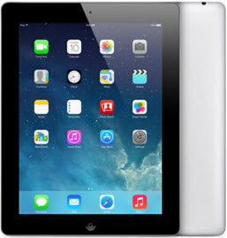 iPad 4th Generation 16GB WiFi + AT&T 4G LTE A1459