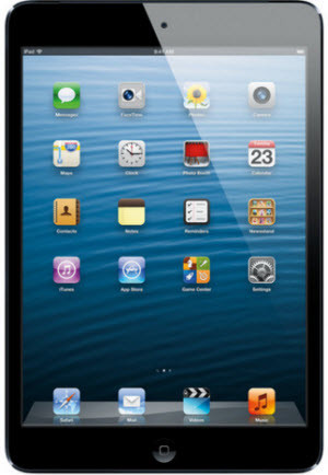iPad Mini 1 64GB WiFi + AT&T 4G LTE A1454