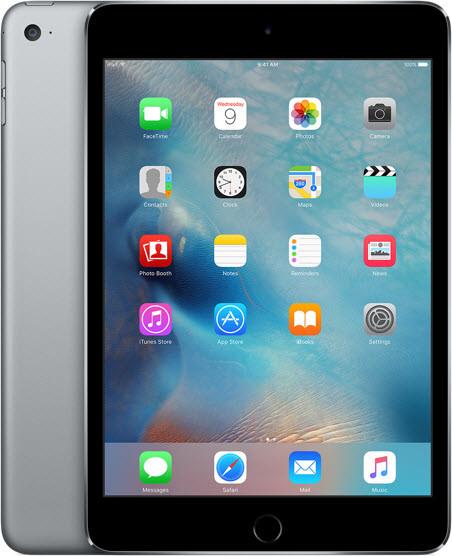 iPad Mini 4 WiFi Only A1538