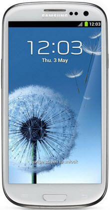 Samsung Galaxy S III Verizon 16GB SGH-i535