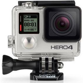 GoPro Hero 4 Silver Edition Camera
