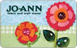Jo-Ann Stores Gift Card