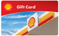 Shell Gas Gift Cards