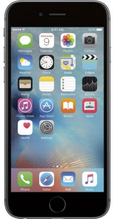 Used iPhone 6s Unlocked for any GSM network worldwide