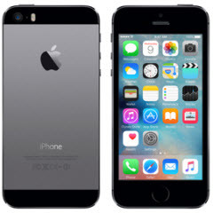 Unlocked iPhone 5s 32GB for use on any GSM network worldwide.