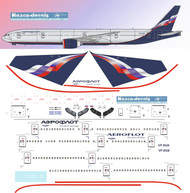 1/200 Scale Decal Aeroflot 777-300