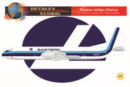 1/144 Scale Decal Eastern Electra