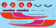 1/144 Scale Decal Hawaiian DC9-51