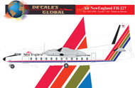 1/144 Scale Decal Air New England FH-227