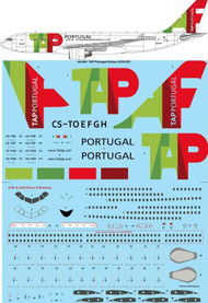 1/144 Scale Decal TAP Portugal Airbus A330-223