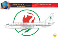 1/144 Scale Decal Air Rose 737-300