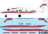 1/72 Scale Decal Jersey European Twin Otter