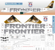 1/144 Scale Decal Frontier Emberair 190