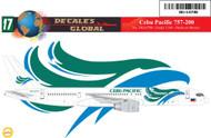 1/144 Scale Decal Cebu Pacific 757-200