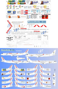 1/144 Scale Decal Air Europa E190